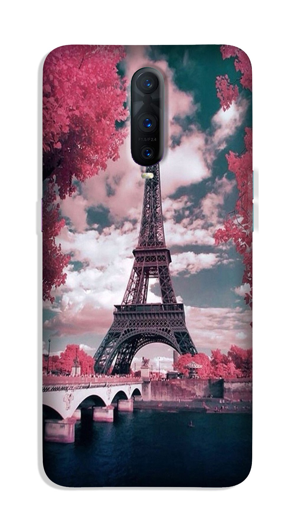 Eiffel Tower Case for OnePlus 7 Pro  (Design - 101)