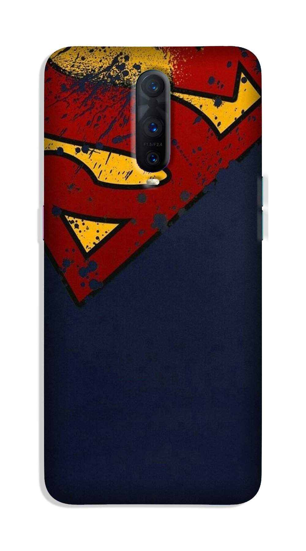 Superman Superhero Case for OnePlus 7 Pro  (Design - 125)