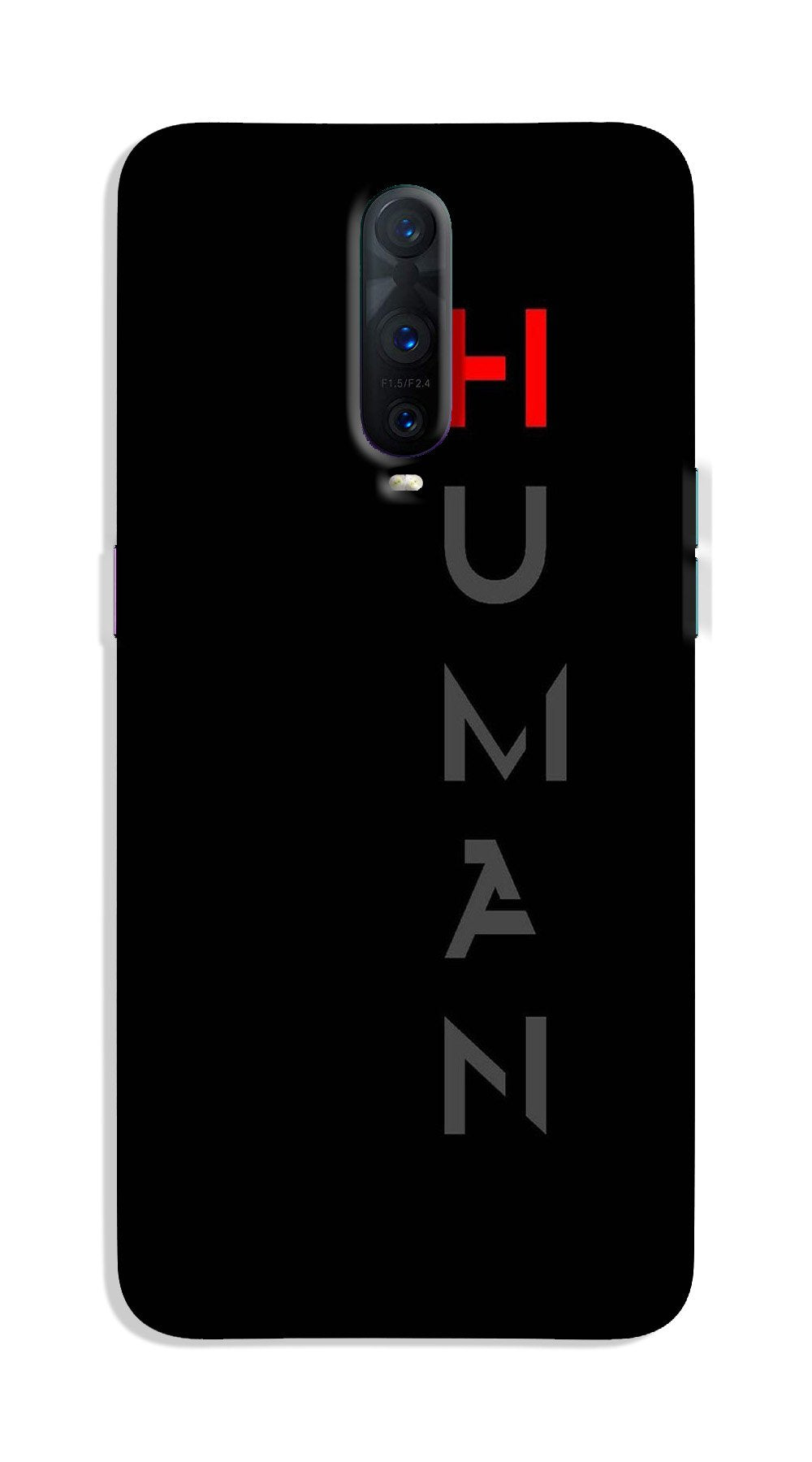 Human Case for OnePlus 7 Pro  (Design - 141)