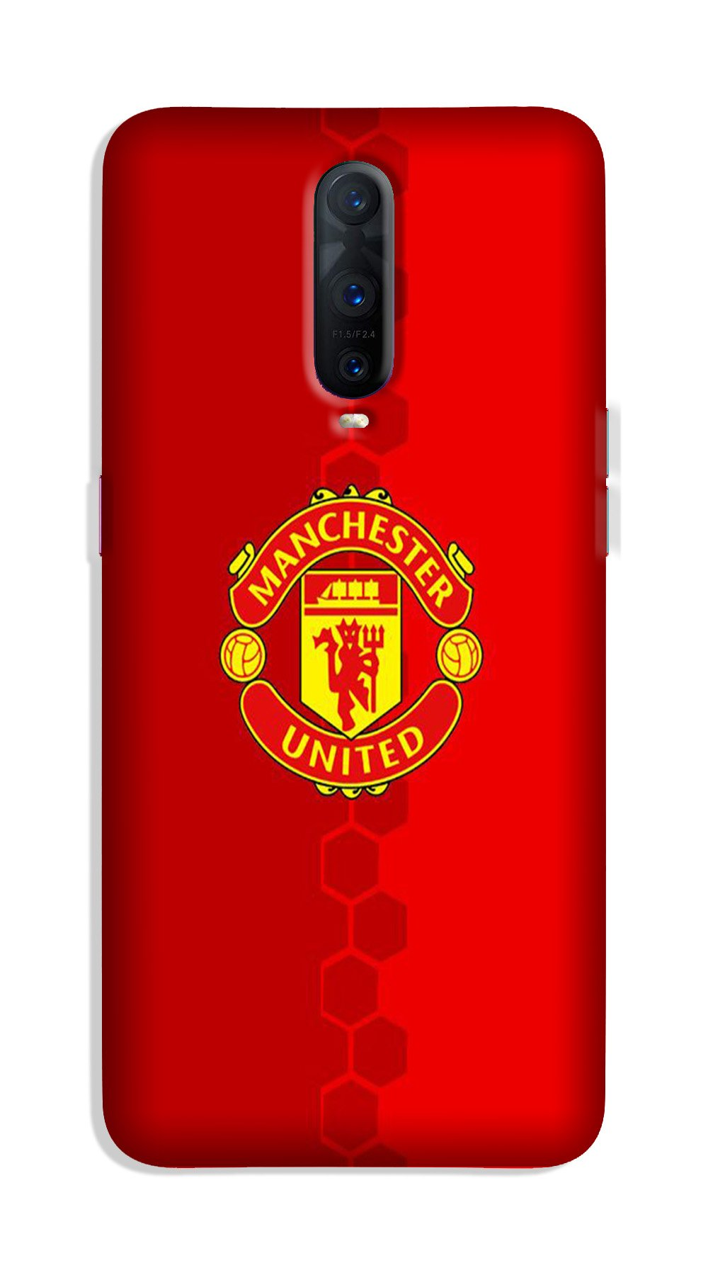 Manchester United Case for OnePlus 7 Pro  (Design - 157)