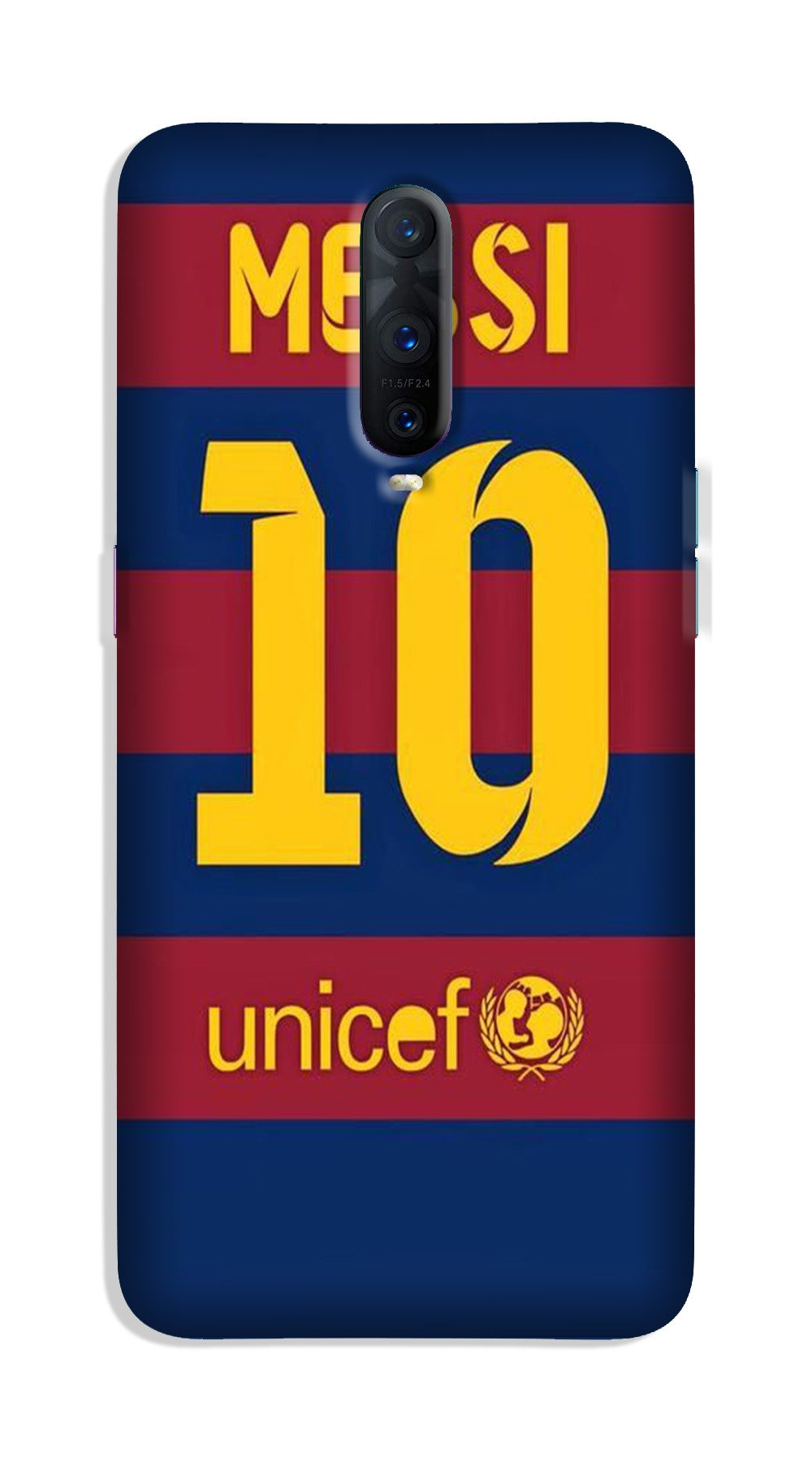 Messi Case for OnePlus 7 Pro  (Design - 172)