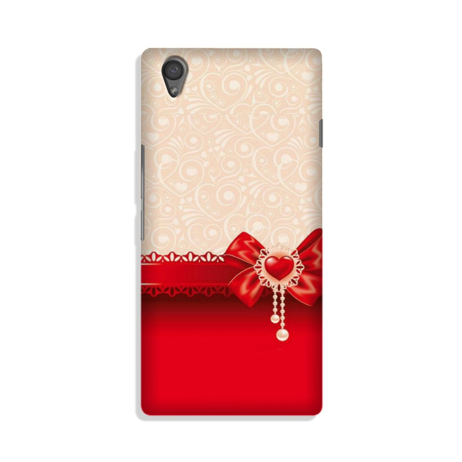 Gift Wrap3 Case for Vivo Y51L