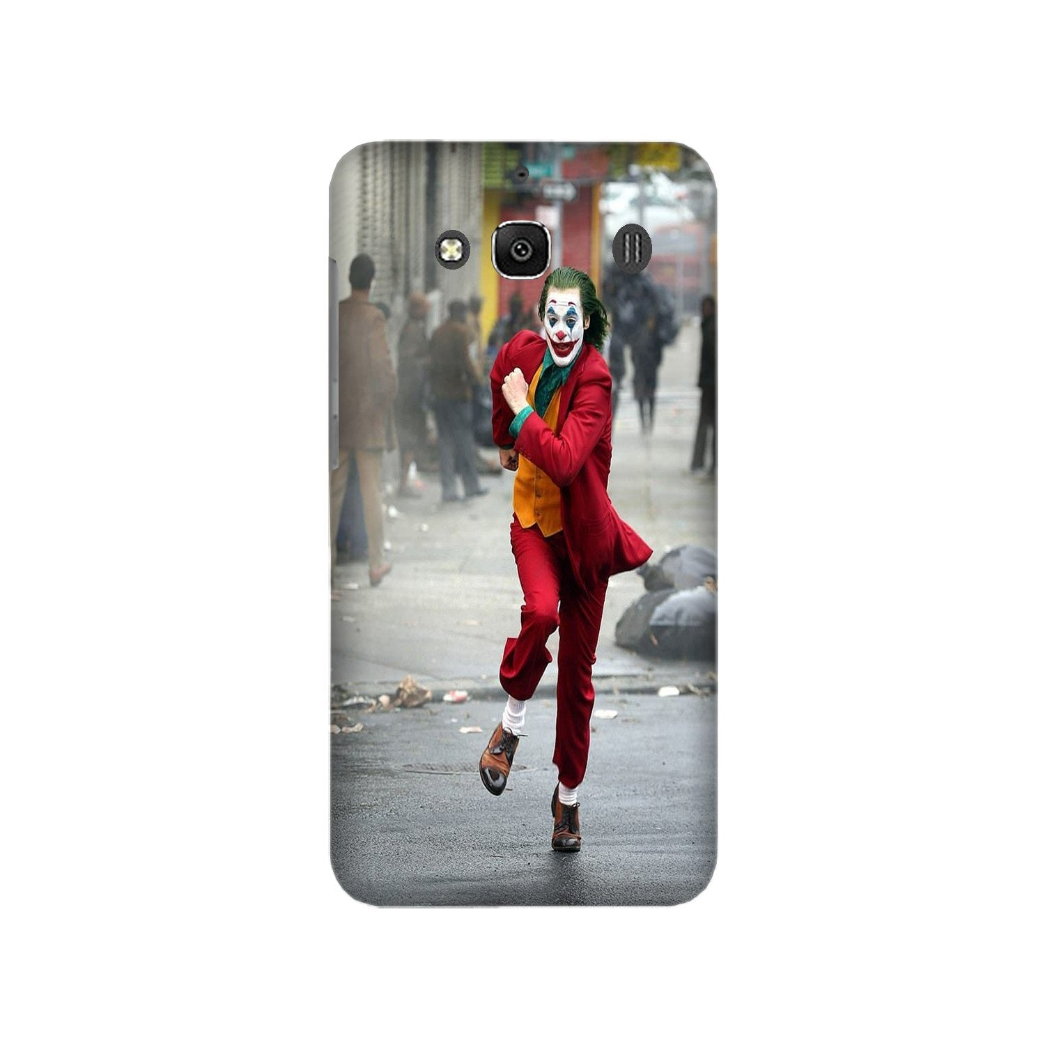 Joker Mobile Back Case for Redmi 2 Prime  (Design - 303)