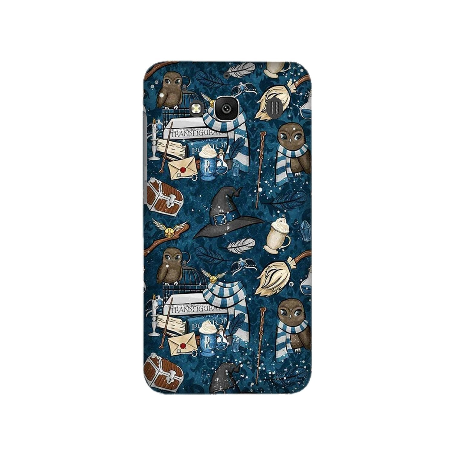 Magic Mobile Back Case for Redmi 2 Prime  (Design - 313)