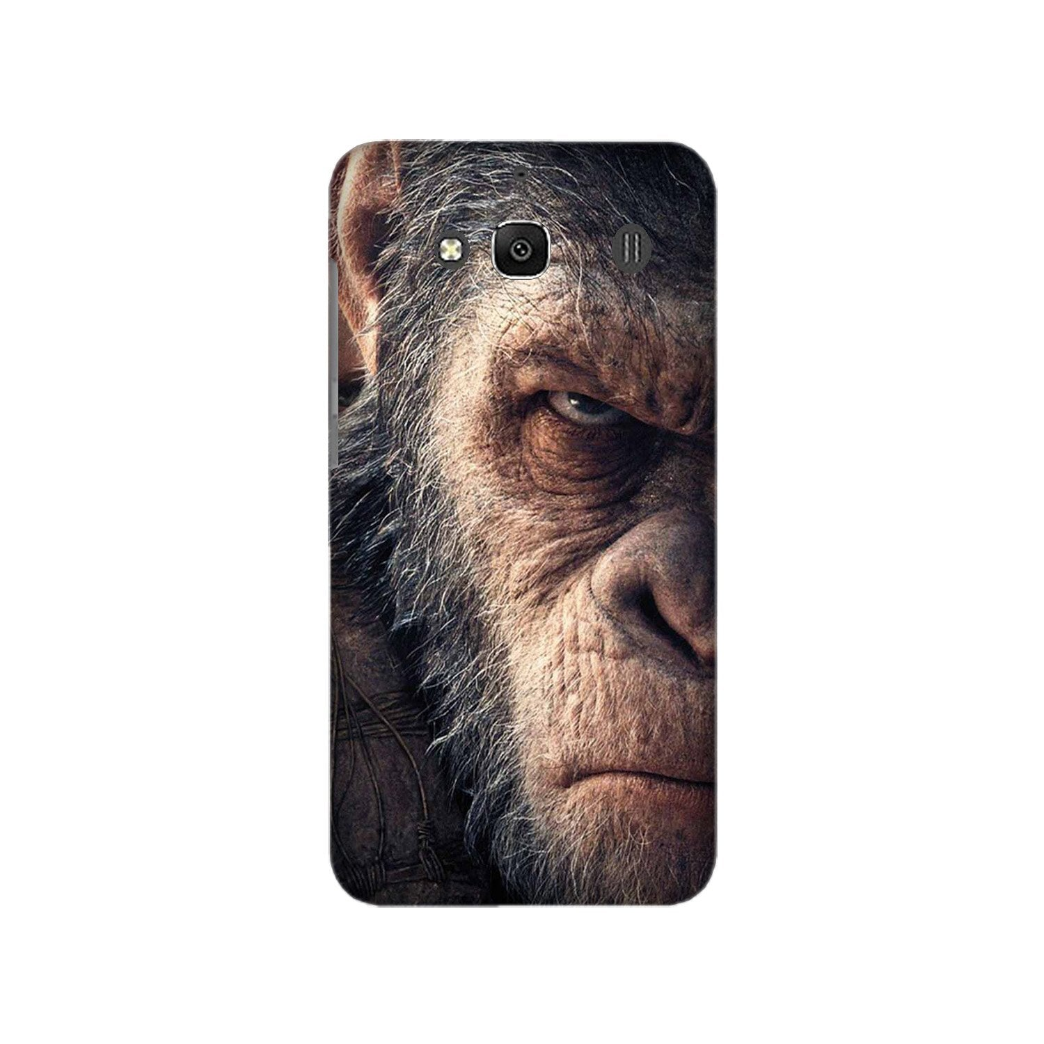 Angry Ape Mobile Back Case for Redmi 2 Prime  (Design - 316)