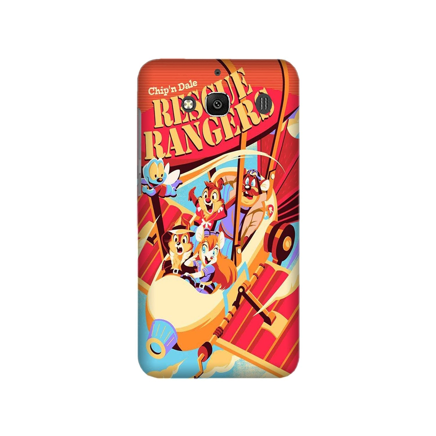 Rescue Rangers Mobile Back Case for Redmi 2 Prime  (Design - 341)
