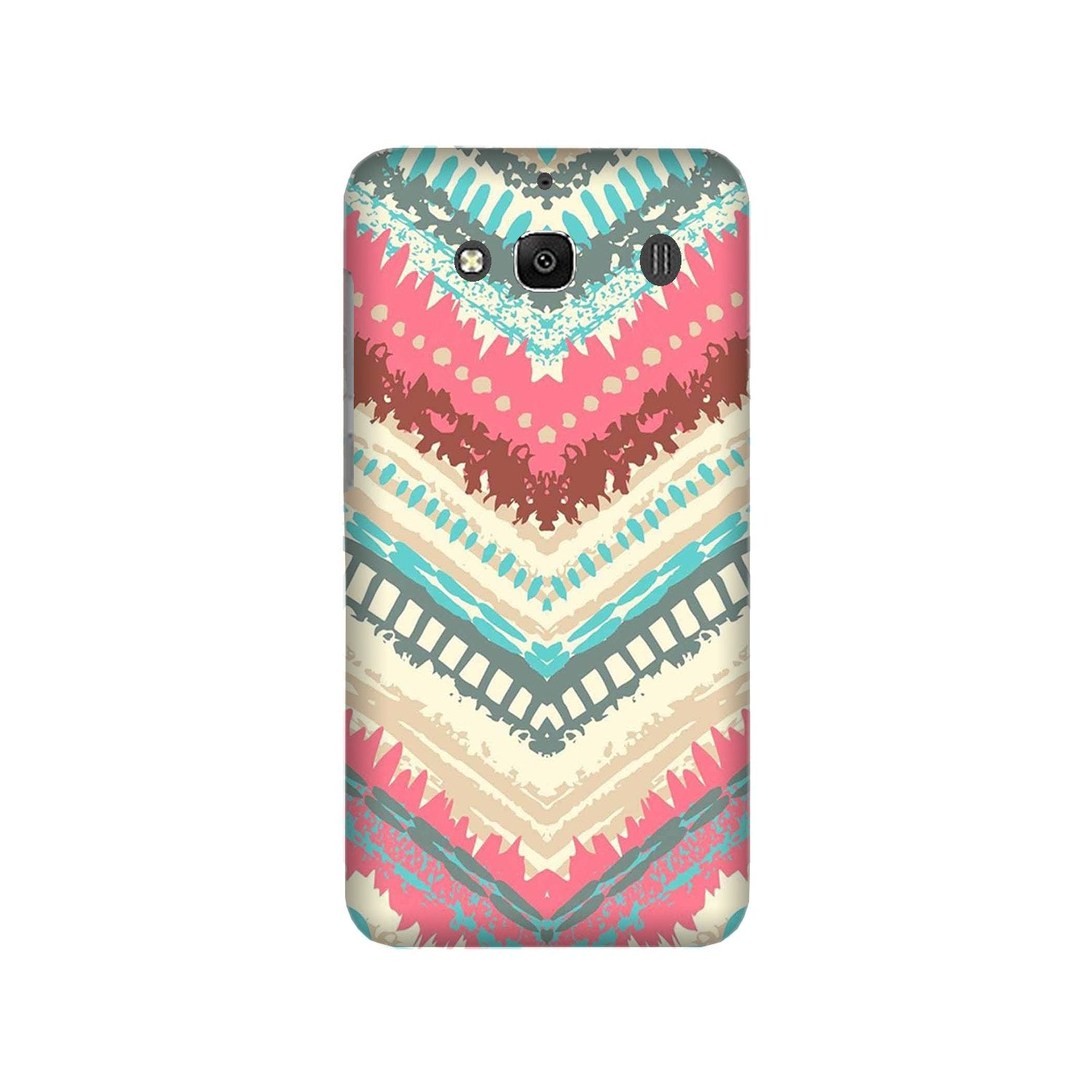 Pattern Mobile Back Case for Redmi 2 Prime  (Design - 368)