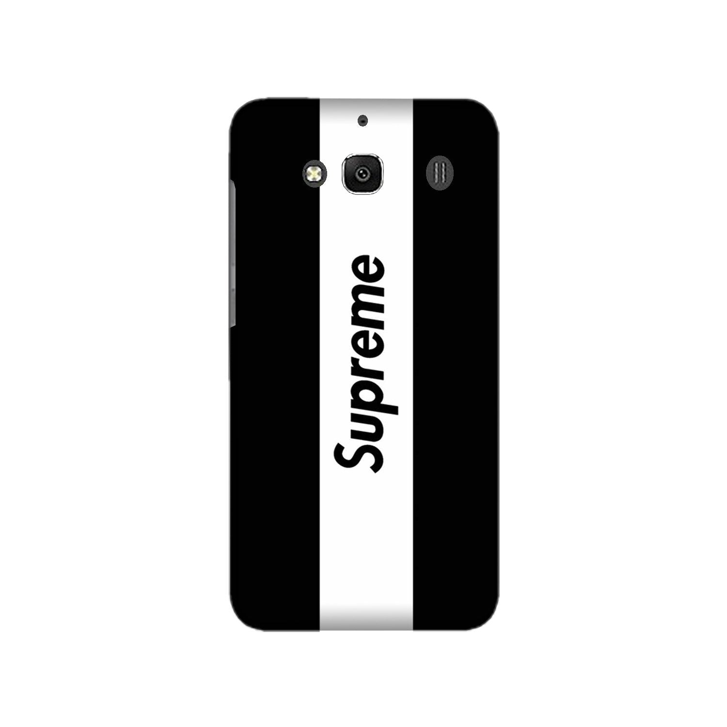 Supreme Mobile Back Case for Redmi 2 Prime  (Design - 388)