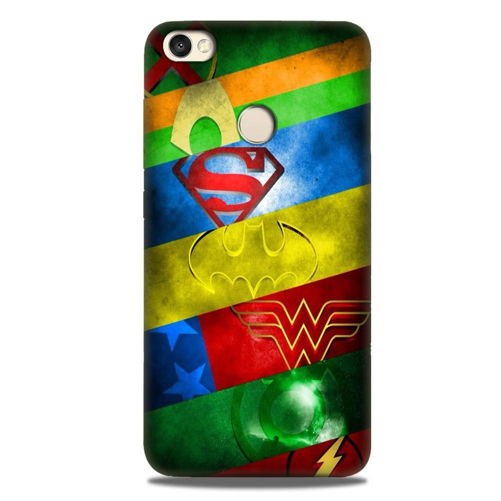 Superheros Logo Case for Google Pixel 3A (Design No. 251)