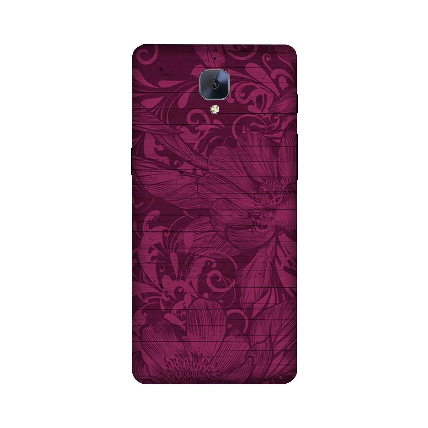 Purple Backround Case for OnePlus 3/ 3T