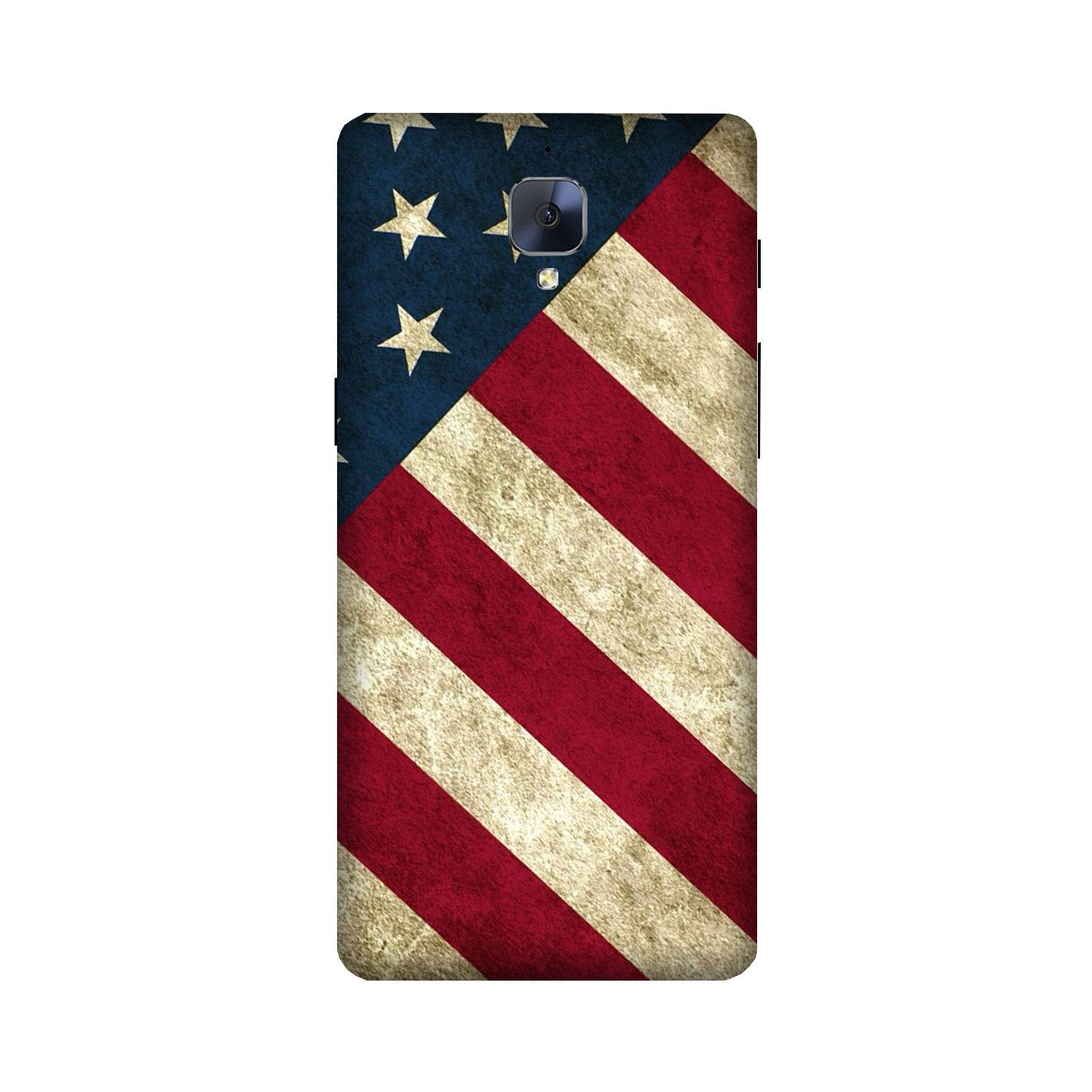America Case for OnePlus 3/ 3T