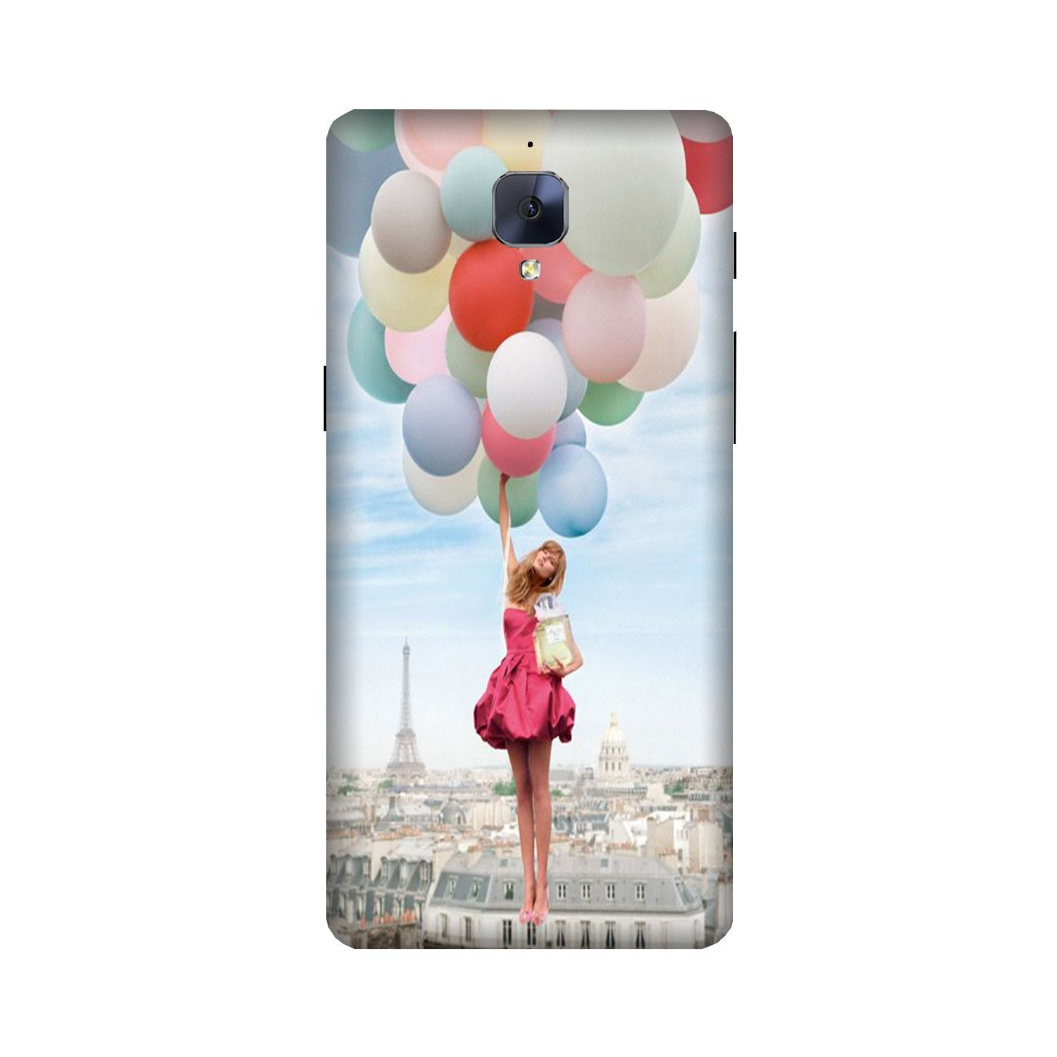 Girl with Baloon Case for OnePlus 3/ 3T