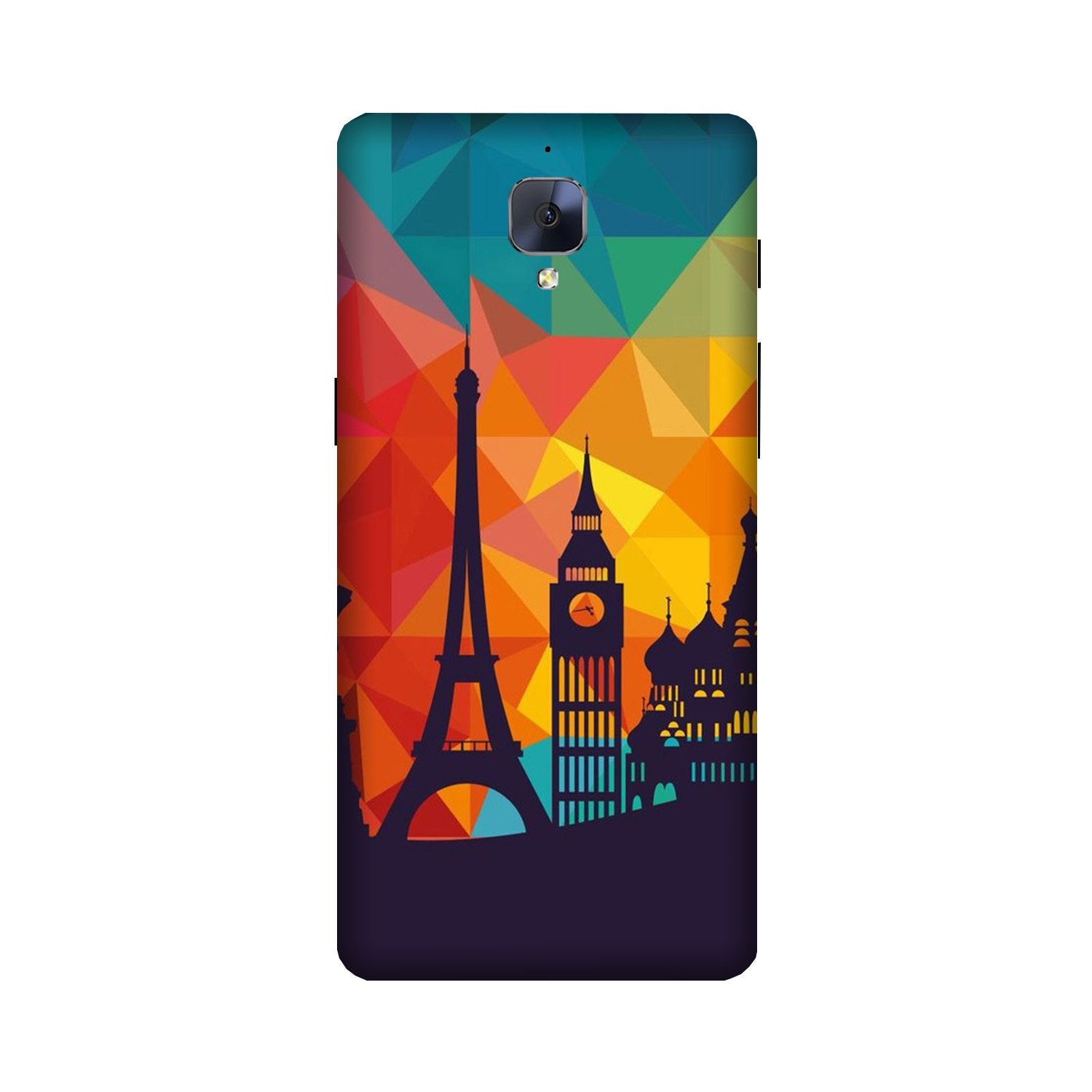 Eiffel Tower2 Case for OnePlus 3/ 3T