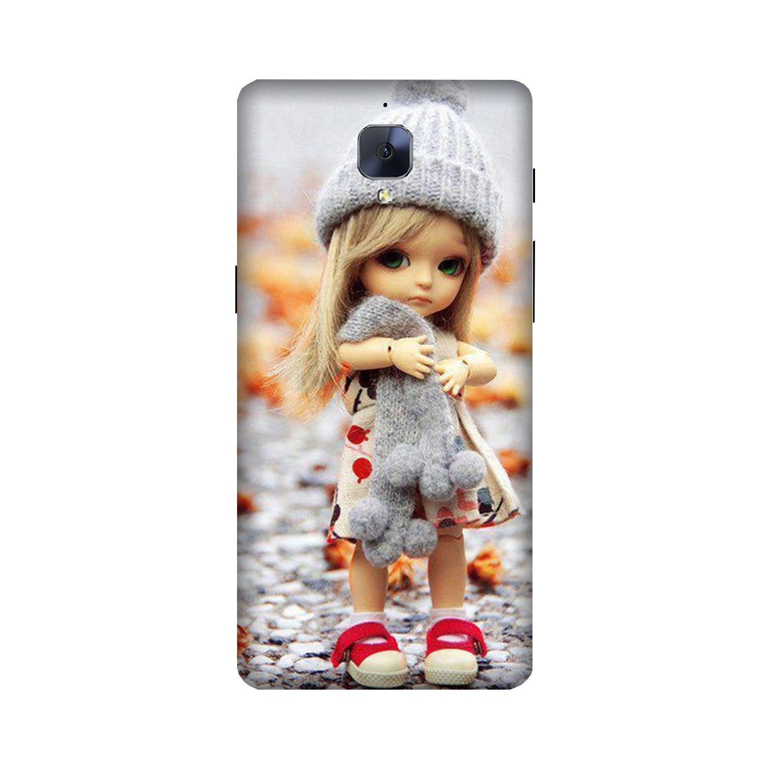 Cute Doll Case for OnePlus 3/ 3T