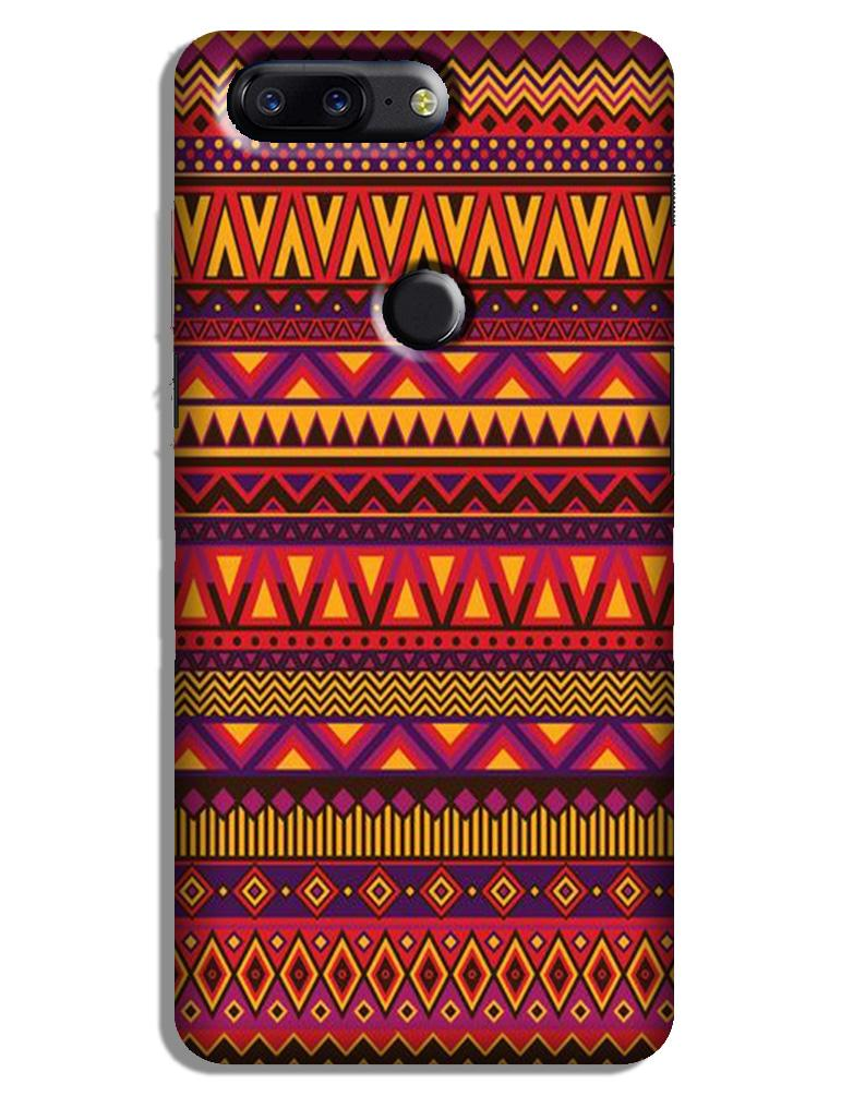 Zigzag line pattern2 Case for OnePlus 5T