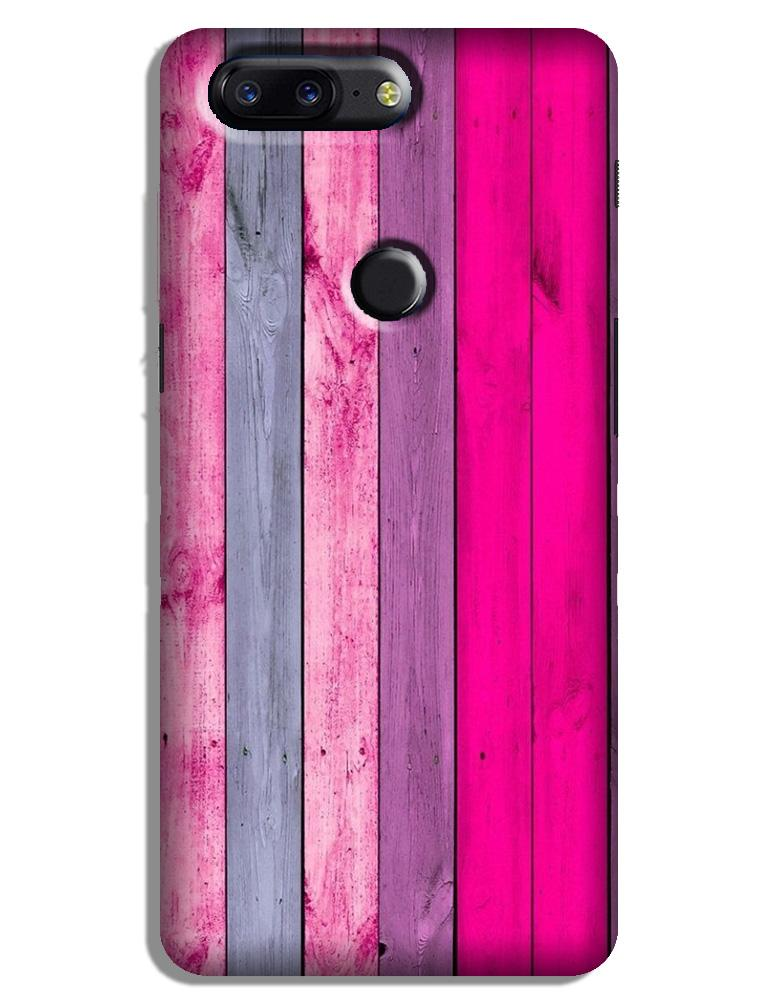 Wooden look Case for OnePlus 5T