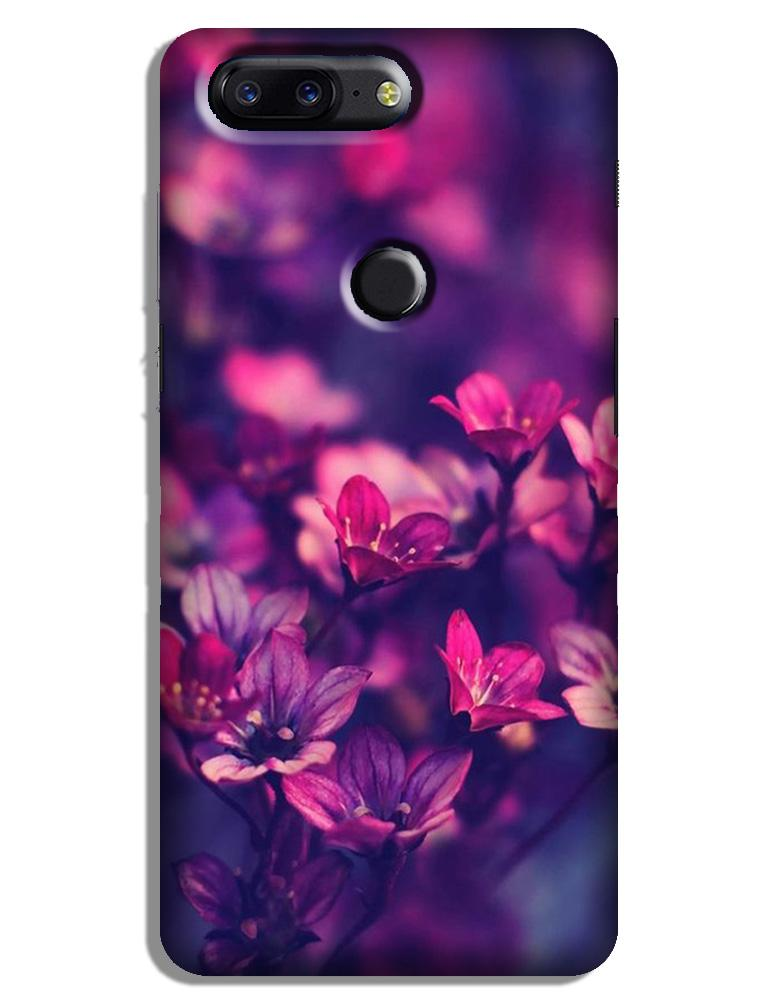 flowers Case for OnePlus 5T