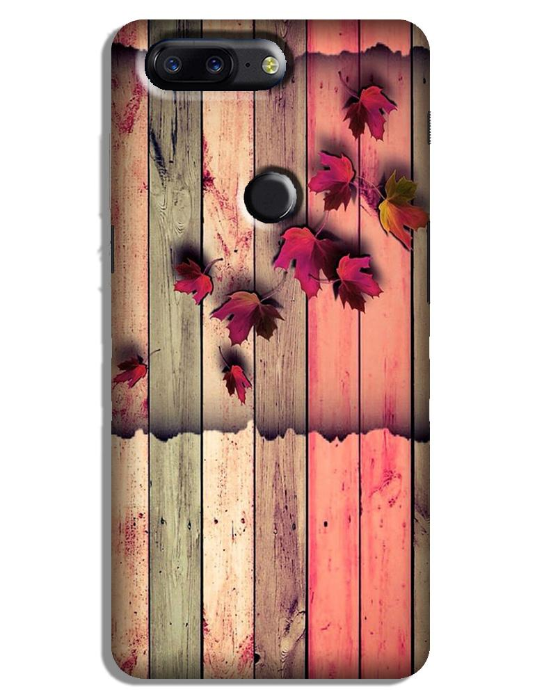Wooden look2 Case for OnePlus 5T