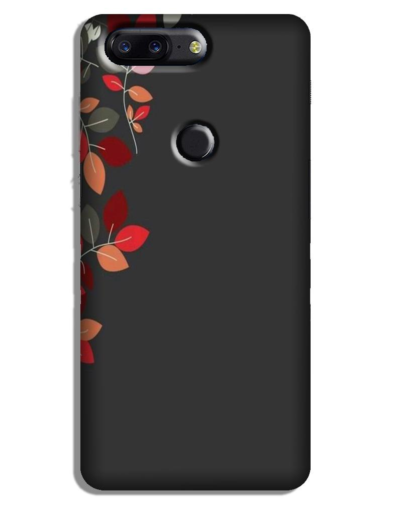 Grey Background Case for OnePlus 5T
