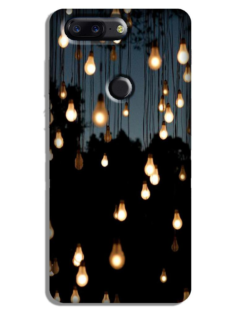 Party Bulb Case for OnePlus 5T