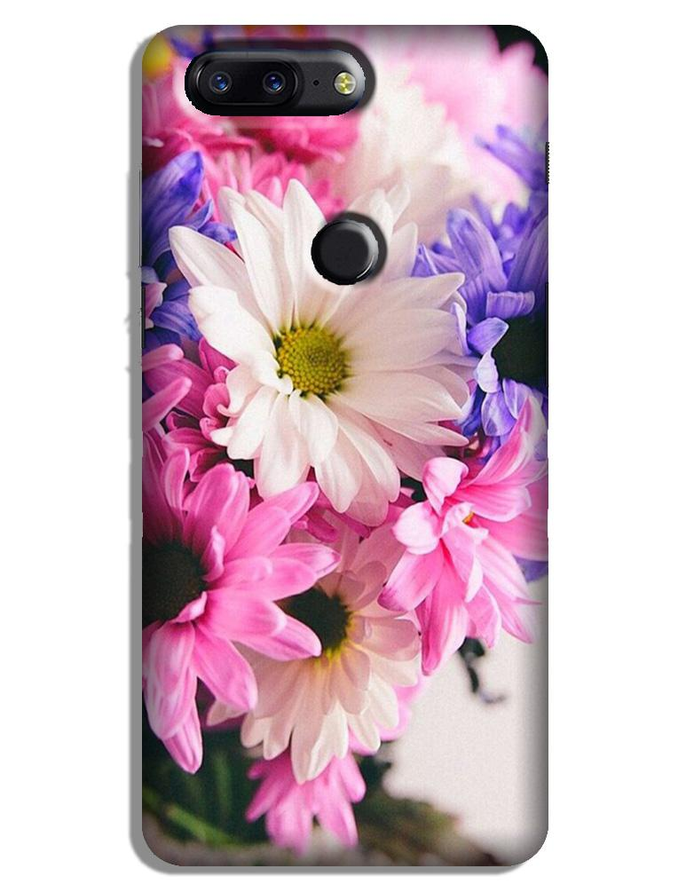 Coloful Daisy Case for OnePlus 5T