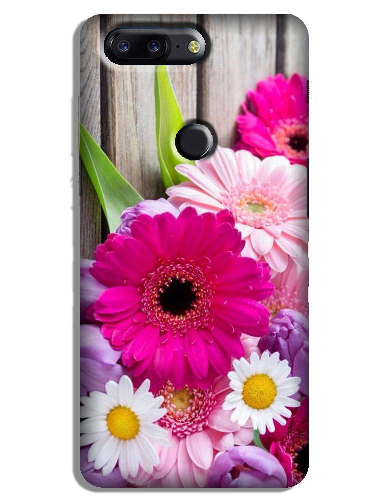 Coloful Daisy2 Case for OnePlus 5T