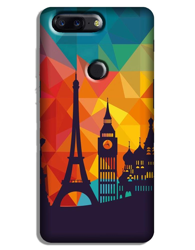 Eiffel Tower2 Case for OnePlus 5T