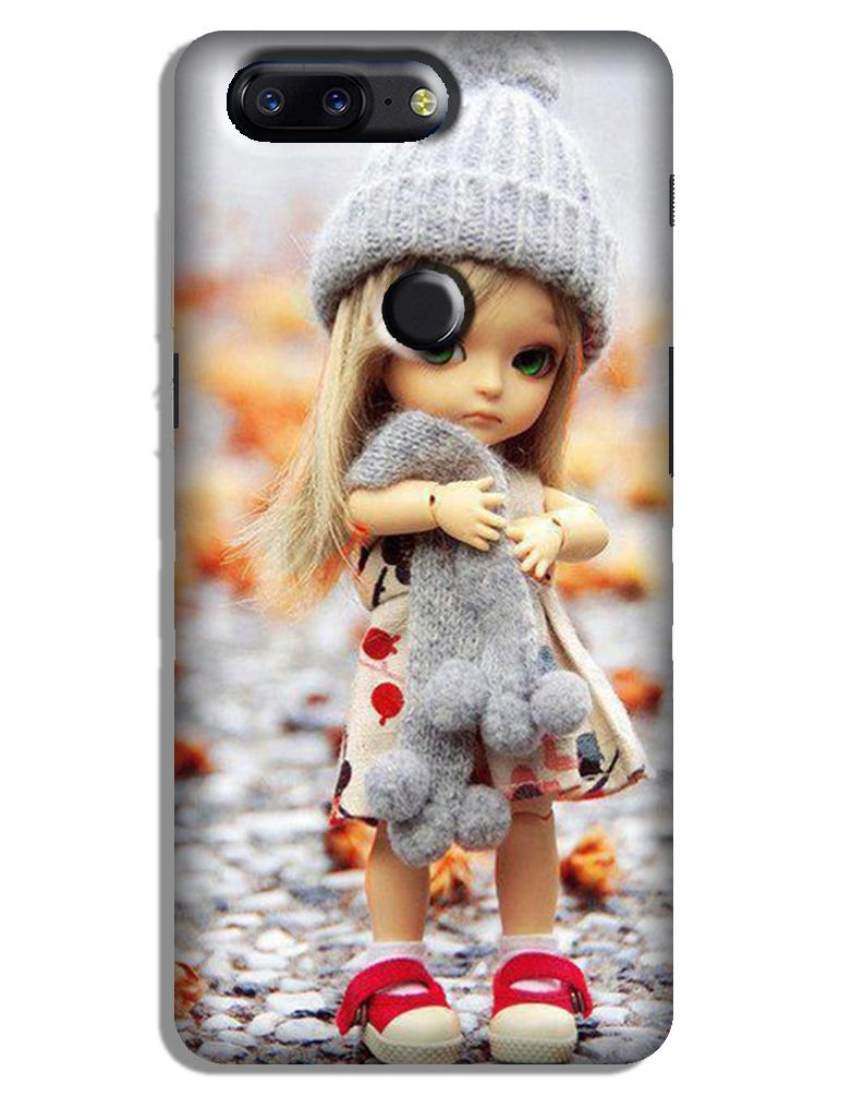 Cute Doll Case for OnePlus 5T