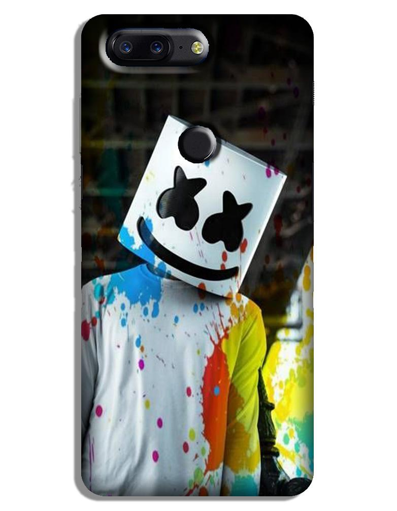 Marsh Mellow Case for OnePlus 5T (Design No. 220)