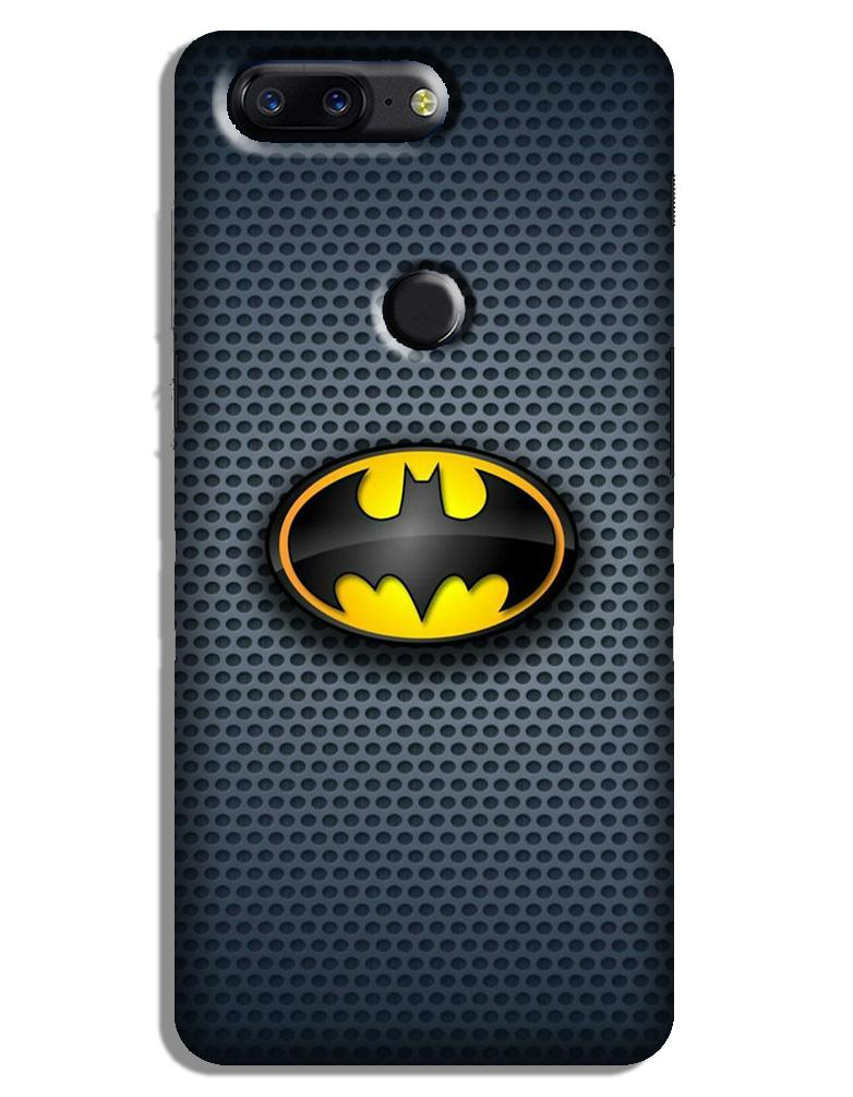 Batman Case for OnePlus 5T (Design No. 244)