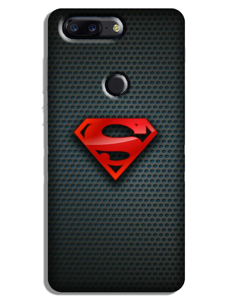 Superman Case for OnePlus 5T (Design No. 247)