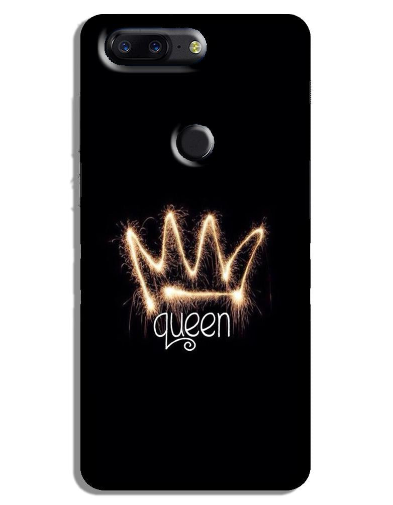 Queen Case for OnePlus 5T (Design No. 270)