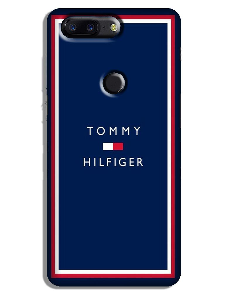 Tommy Hilfiger Case for OnePlus 5T (Design No. 275)