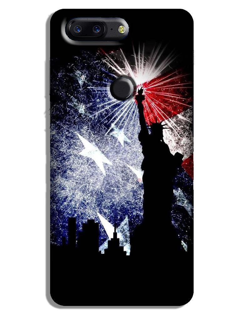 Statue of Unity Case for OnePlus 5T (Design No. 294)