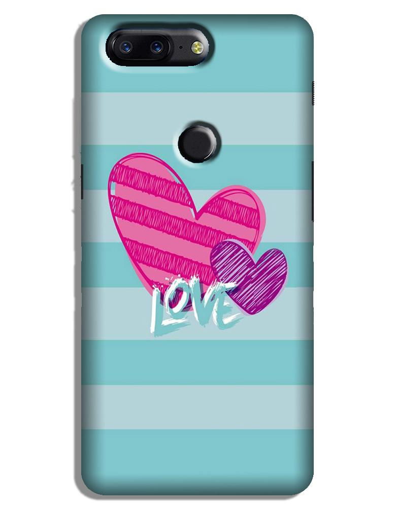 Love Case for OnePlus 5T (Design No. 299)