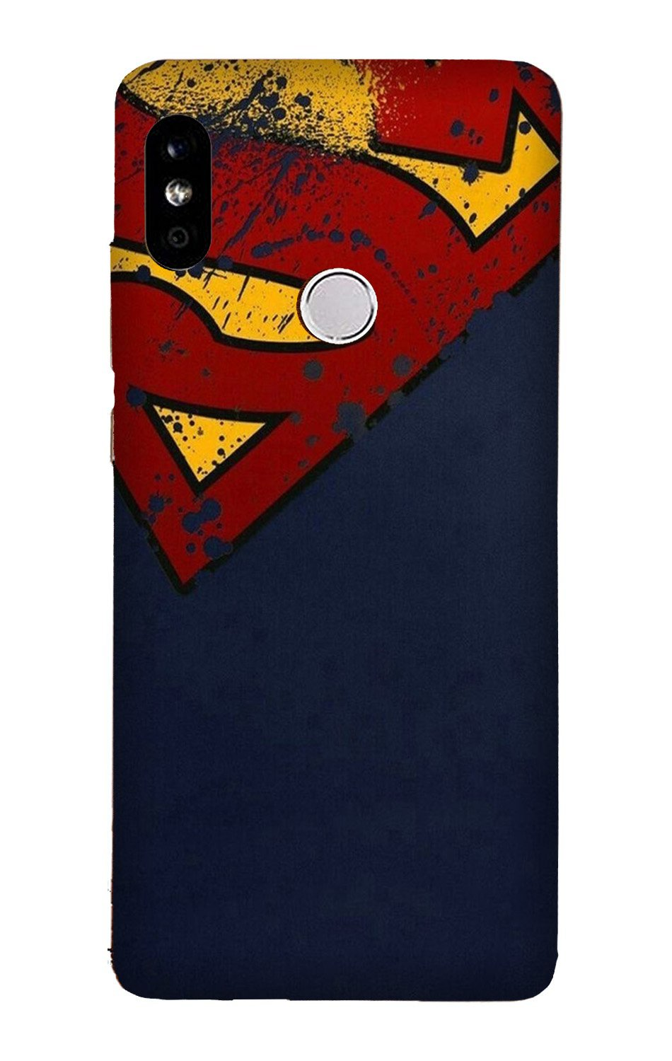 Superman Superhero Case for Xiaomi Redmi Y3  (Design - 125)