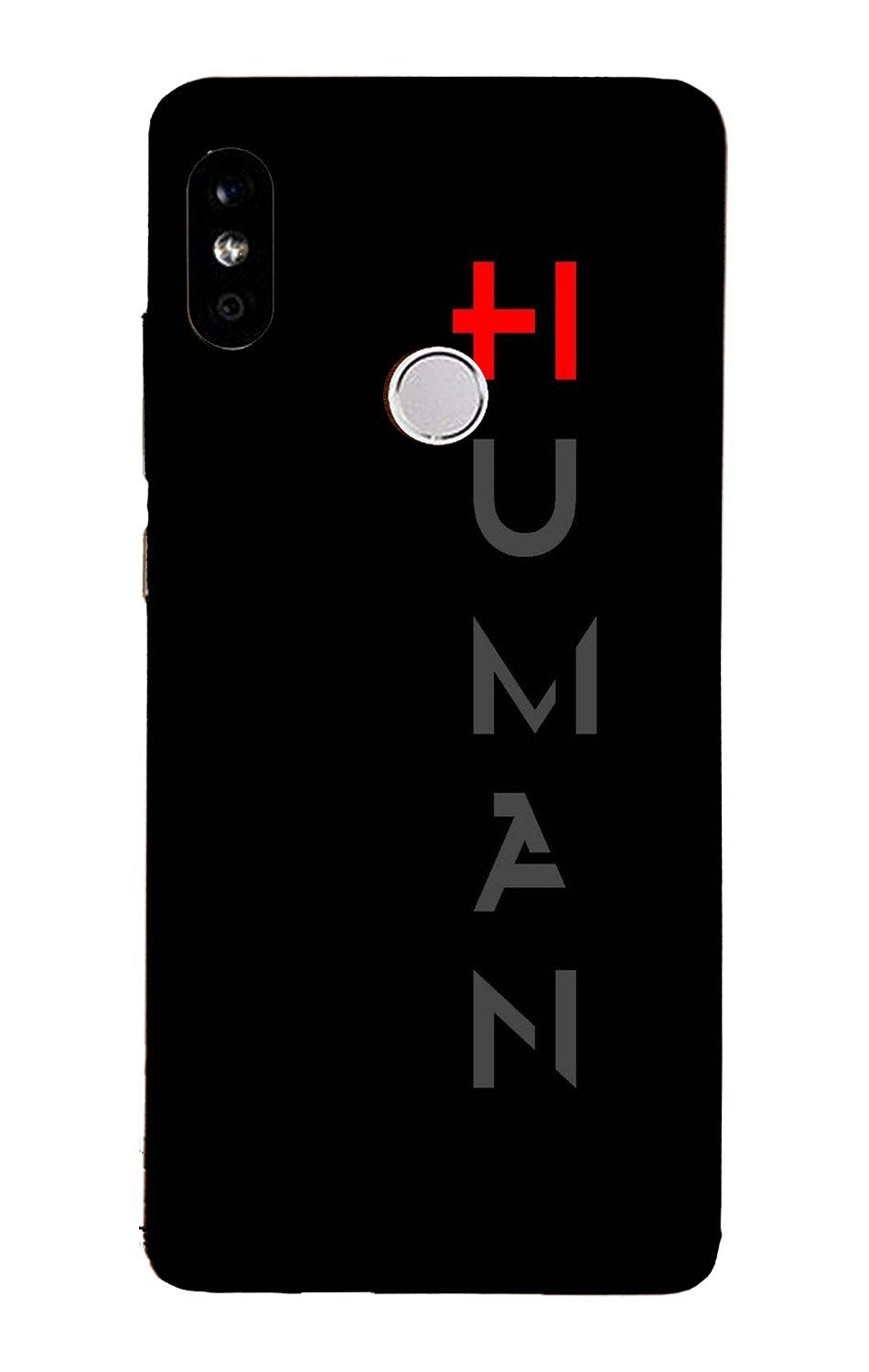 Human Case for Xiaomi Redmi Y3  (Design - 141)