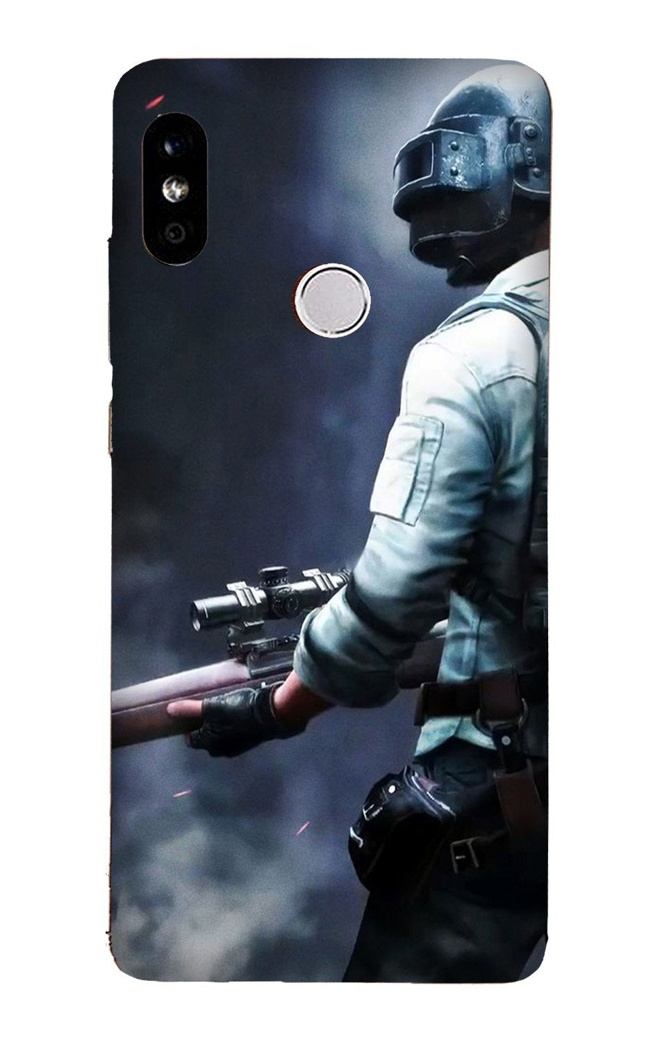 Pubg Case for Xiaomi Redmi Y3  (Design - 179)