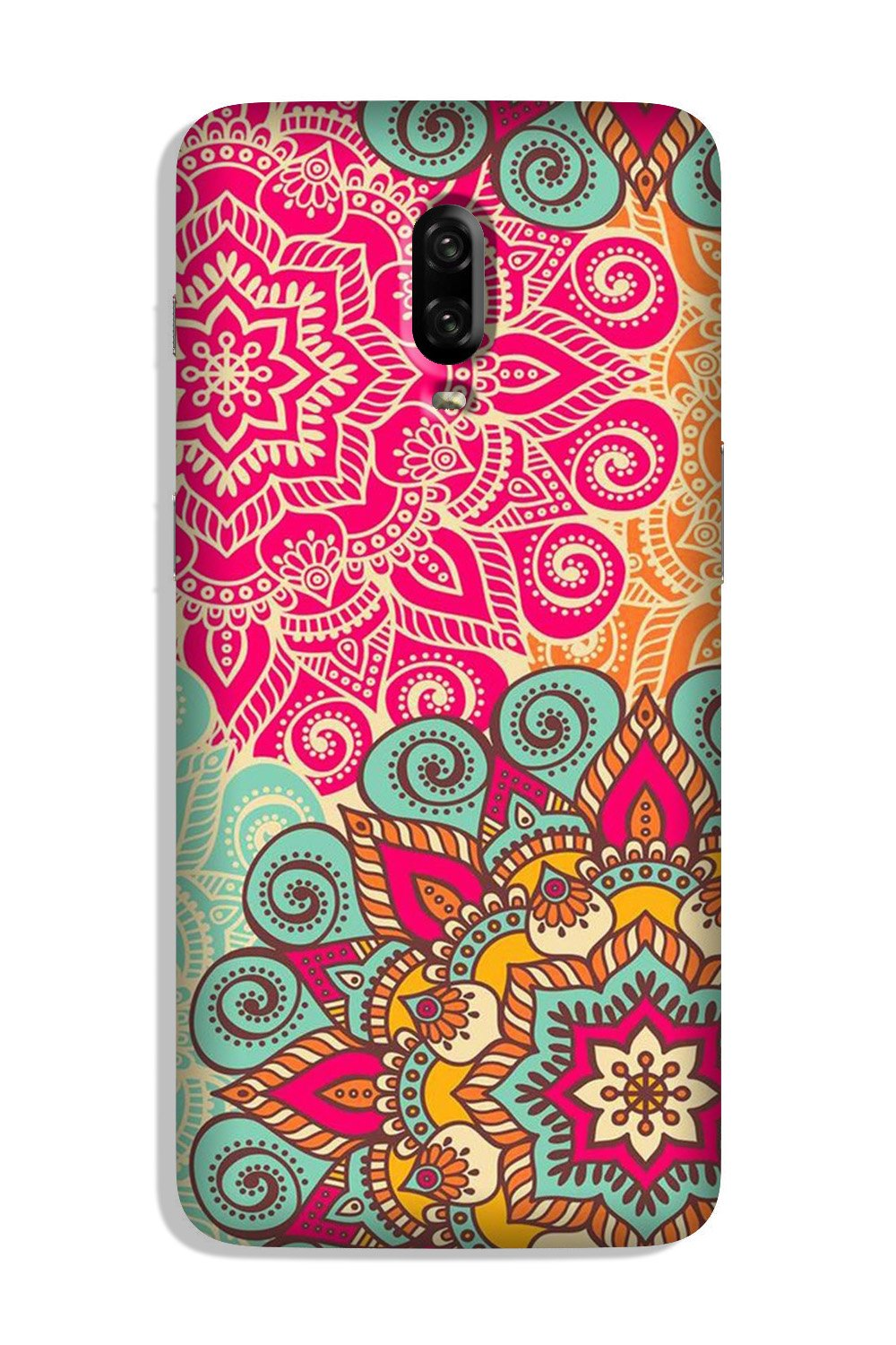 Rangoli art Case for OnePlus 6T