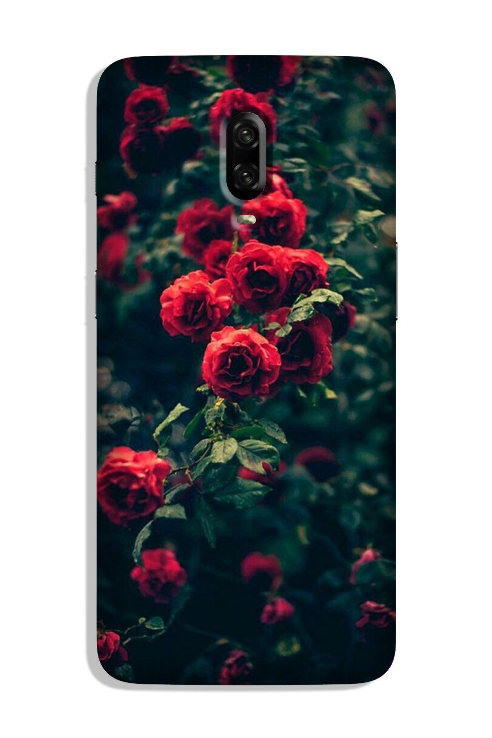 Red Rose Case for OnePlus 6T