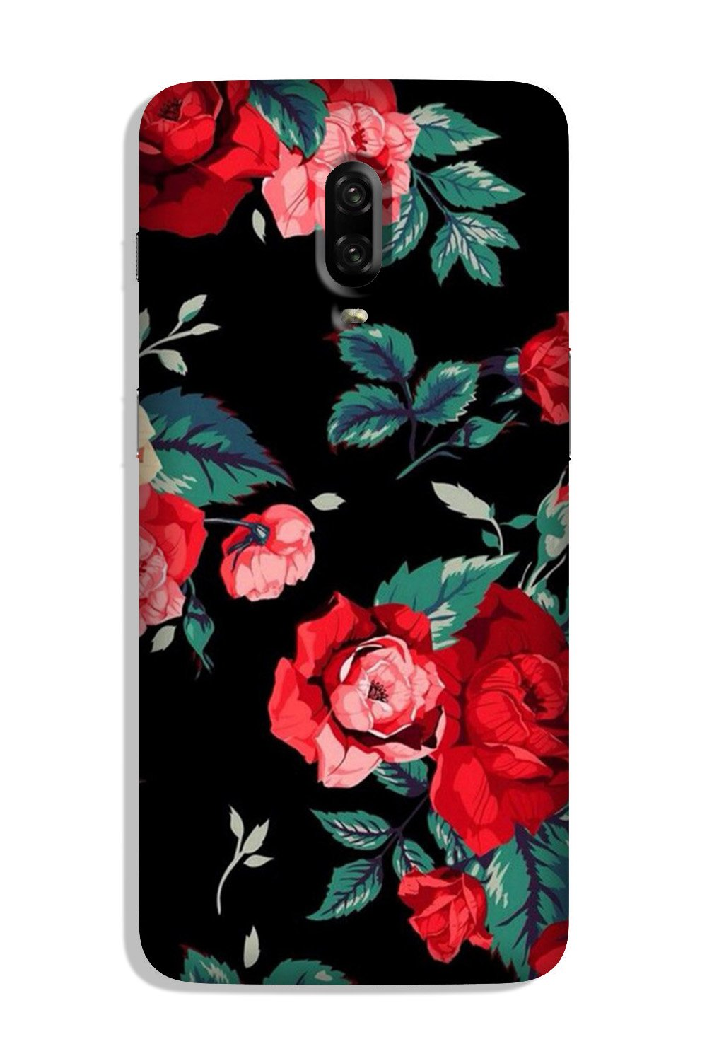 Red Rose2 Case for OnePlus 6T