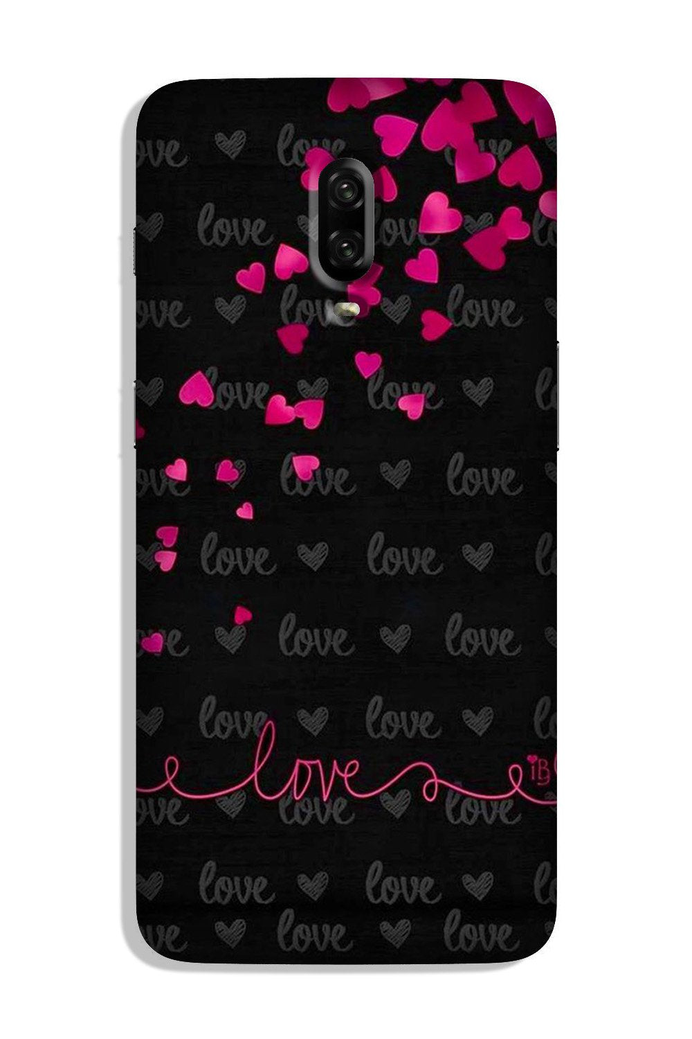 Love in Air Case for OnePlus 6T