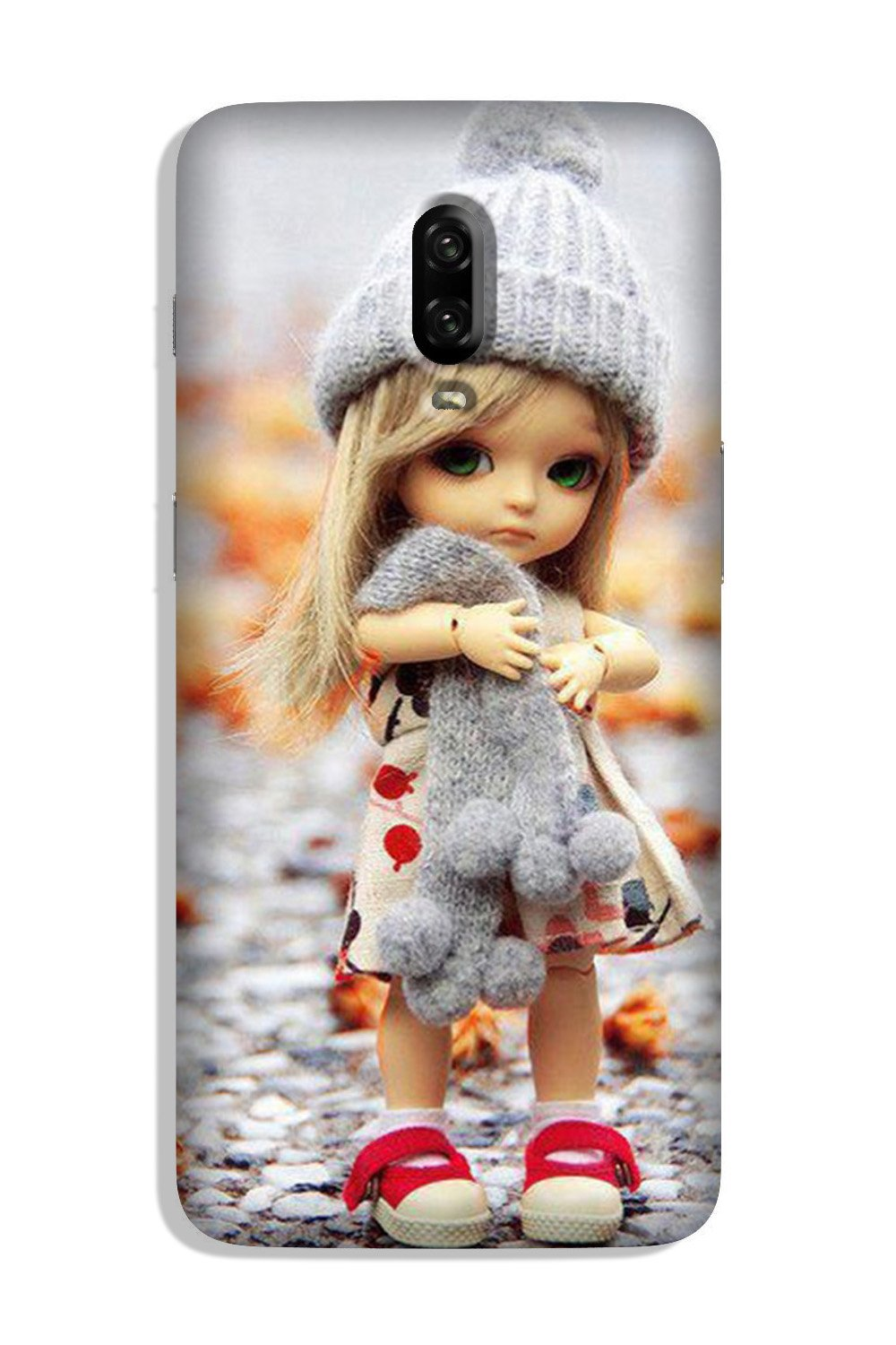 Cute Doll Case for OnePlus 6T
