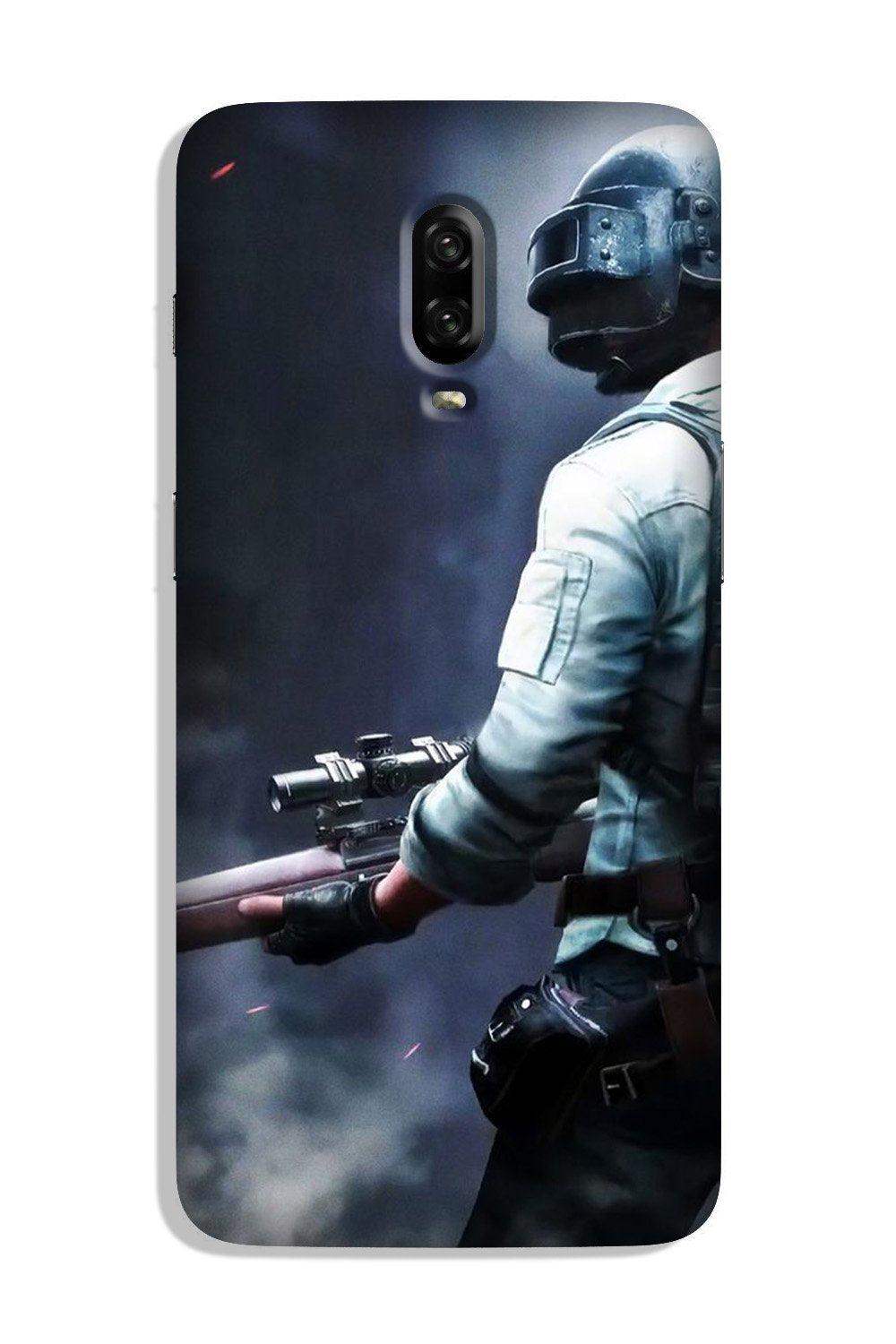 Pubg Case for OnePlus 6T  (Design - 179)