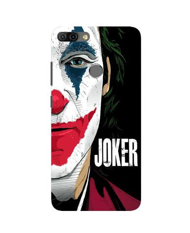 Joker Mobile Back Case for Infinix Hot 6 Pro (Design - 301)