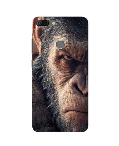 Angry Ape Mobile Back Case for Infinix Hot 6 Pro (Design - 316)