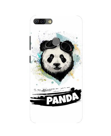 Panda Mobile Back Case for Infinix Hot 6 Pro (Design - 319)