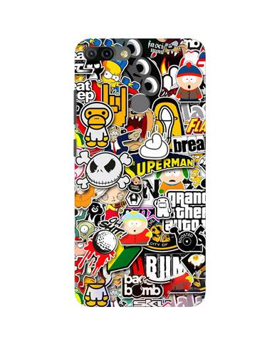 Designer Mobile Back Case for Infinix Hot 6 Pro (Design - 320)