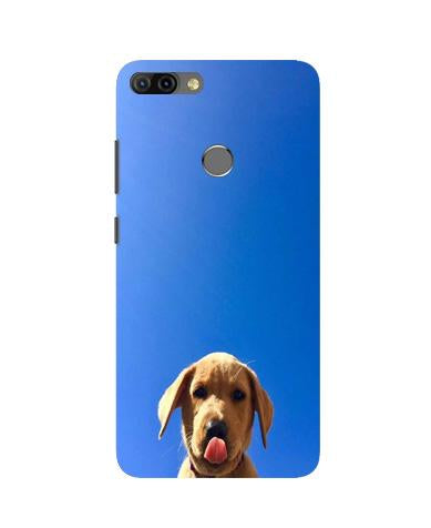 Dog Mobile Back Case for Infinix Hot 6 Pro (Design - 332)