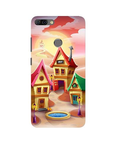 Sweet Home Mobile Back Case for Infinix Hot 6 Pro (Design - 338)